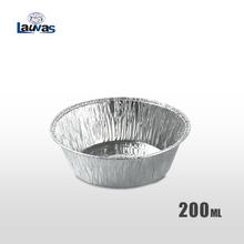 圓形4寸鋁箔餐盤 200ml